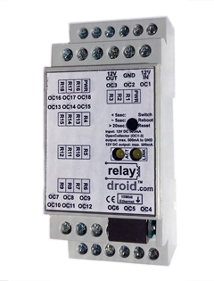 relaydroid IP relay switch